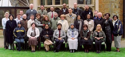 2005 British Council seminar Northampton
