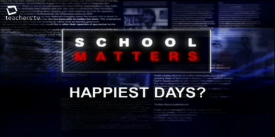 Happiest Days? - screen