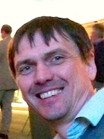 Stephen Powell in 2011